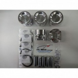 PISTONS WOSSNER COUPE QUATTRO 2.2L TURBO MOTEUR WR