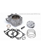 J2L - MOTO OFFROAD - KIT CYLINDRES PISTONS COMPLETS