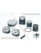 J2L - MOTO ROUTE - KIT CYLINDRE-PISTON 2T